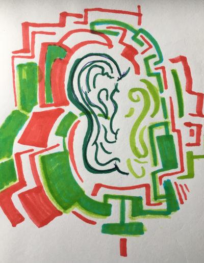Sketch By Elliott Webb